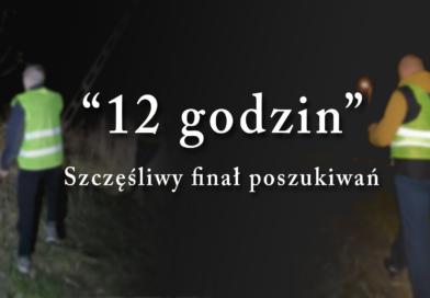 """""""12 godzin"""" – udało się!"""
